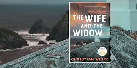 Author Talk: Christian White tickets