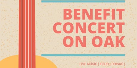 Benefit Concert on Oak tickets