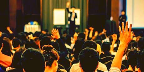 1er Encuentro Bienestar, Prosperidad y Abundancia CDMX 2019 CMNSXXI boletos