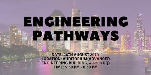 "QUT GEMS x UQ Skirts ""Engineering Pathways"" Industry Night"