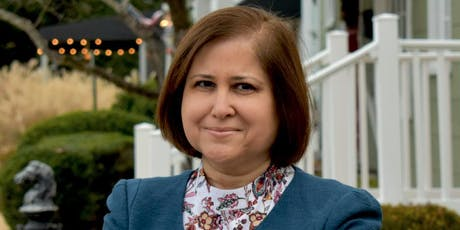 Wilmette Skype Fundraiser with Ghazala Hashmi tickets