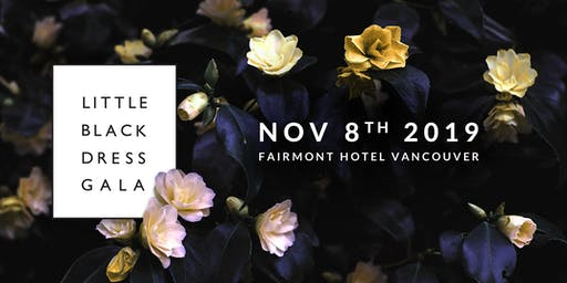 The Little Black Dress Gala November 8th, 2019
