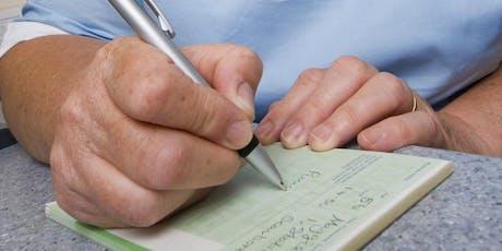 Nurse Prescribing; advancing the scope of nursing practice in SA tickets