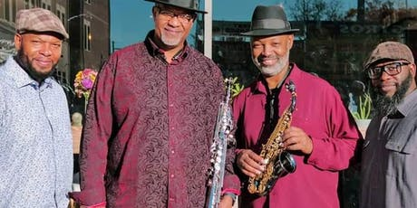 Experience The Sounds of Soul Jazz with The Saxy Keyz Band tickets
