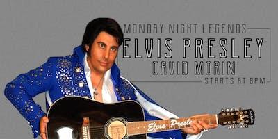 David Moran 'Elvis Presley & The 50s Set'