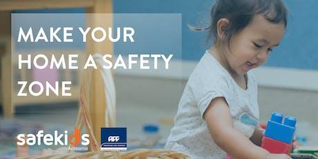 Marton Home Safety Workshop tickets