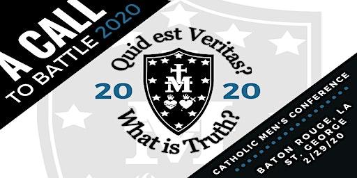 Men of the Immaculata - 2020 Baton Rouge Catholic Men's Conference