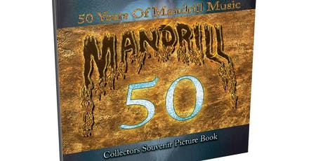 Mandrill Oasis tickets