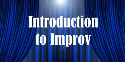 Introduction to Improv for Adults