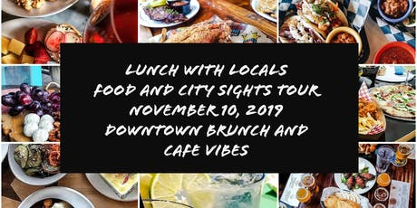 Lunch with Locals explores Downtown Kansas City for Brunch and Cafe Vibes tickets