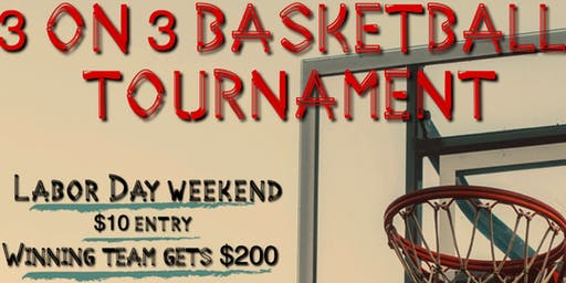 FyeTime 3 on 3 basketball tournament (Banneker) HU