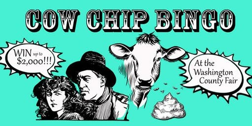 Cow Chip BINGO