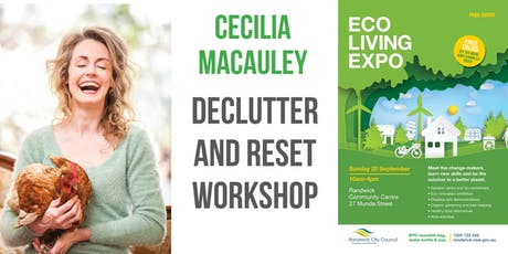 Togetherness Design: home declutter and reset (2 session times)  tickets