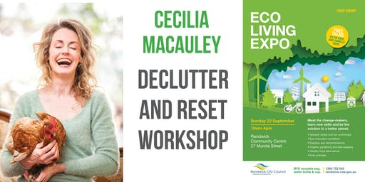 Togetherness Design: home declutter and reset (2 session times)