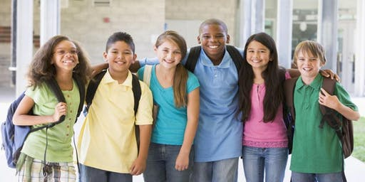 GEZ:Back to School Boot Camp-Middle School Students(5th-8th)