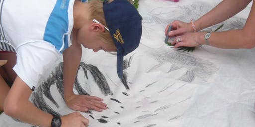 Kids Go Wild! Chasing Shadows – Presented by Tamsin Scott's Earth Play