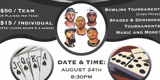 Bowling & Bull$h*tin