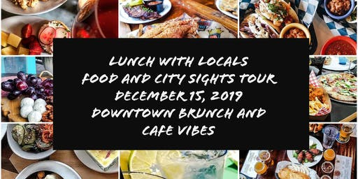 Lunch with Locals explores Downtown Kansas City for Brunch and Cafe Vibes