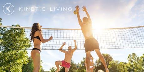 Kinetic Living Community Sweat tickets