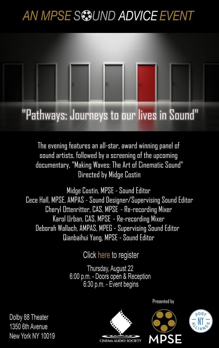 Pathways: Journeys to Our Lives in Sound
