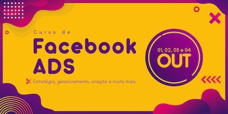 Curso de Facebook Ads | Elite Cursos e SXBoost ingressos