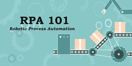 Robotic Process Automation / RPA 101 tickets