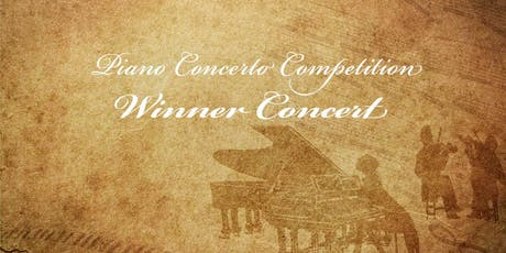 Piano Concerto Competition Winner Concert tickets