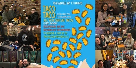 Tacos & Turntables (all you can eat) tickets