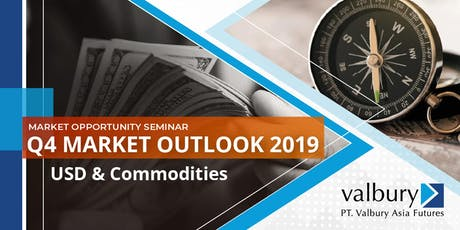 MARKET OUTLOOK Q4 2019 : USD & COMMODITIES tickets