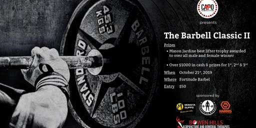 The Barbell Classic II