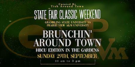 Brunchin' Around Town: HBCU Edition In The Gardens  tickets