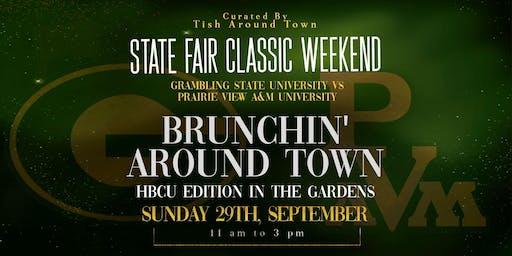 Brunchin' Around Town: HBCU Edition In The Gardens