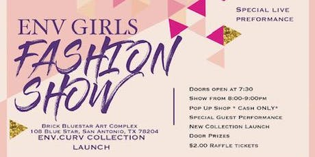 P.Styles X Env.Girls 2nd Annual Fashion Show tickets