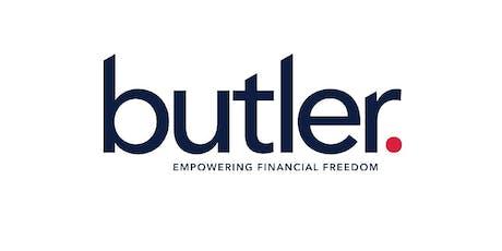 Butler Launch - Ballarat tickets