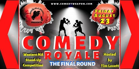 Comedy Royale tickets
