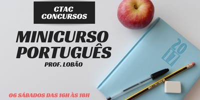 MINICURSO DE PORTUGUÊS