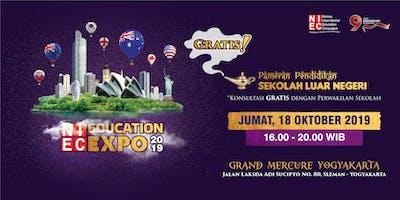 NIEC Education Expo 2019 - Yogyakarta