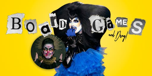 Board Games and Drag! with Florida Man and Andro Gin