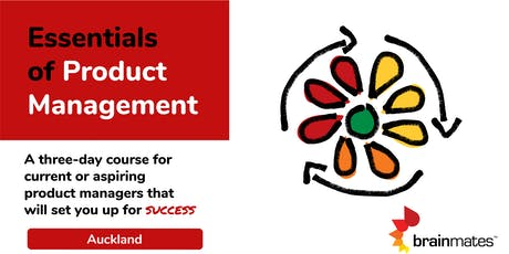 Brainmates Essentials of Product Management - Auckland tickets