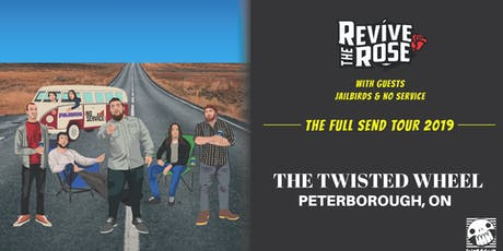 Revive the Rose w/ The Jailbirds & No Service tickets