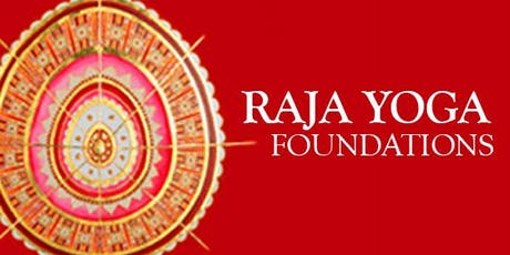 RAJA YOGA FOUNDATIONS IN ENGLISH tickets