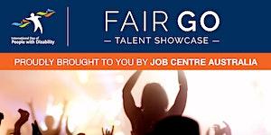 FAIR GO Talent Showcase 2019 (IDPWD)