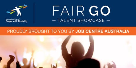 FAIR GO Talent Showcase 2019 (IDPWD) tickets