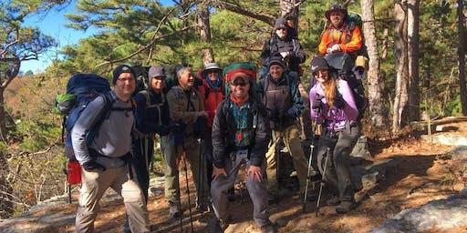 Beginning Backpack Class Series - Kansas City Area Sierra Club