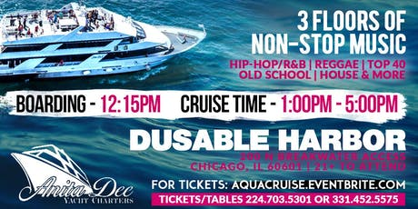 All BLACK AFFAIR YACHT DAY PARTY tickets