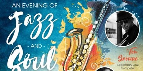 An Evening of Jazz & Soul Featuring Tom Browne tickets