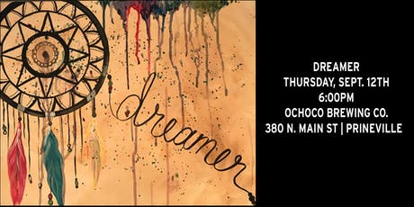 PAINT NIGHT: DREAMER tickets