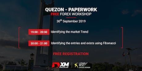 XM QUEZON CITY FOREX WORKSHOP 2019 - EDUCATION MATTERS tickets
