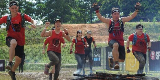 PG Free Spartan Mass Workout - Lembah Permai 25th August 2019
