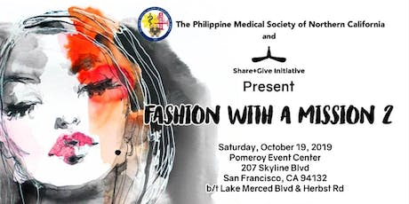 FASHION WITH A MISSION 2 tickets